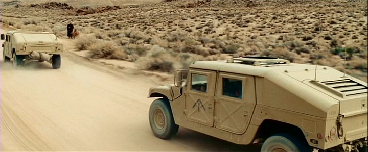 AM General HMMWV M1025, Iron Man 2008