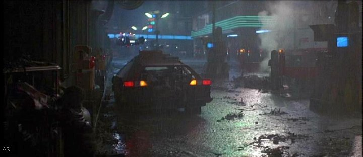 "Nissan Fairlady Z >> All Cars in ""Blade Runner"" (1982) - Best Movie Cars"