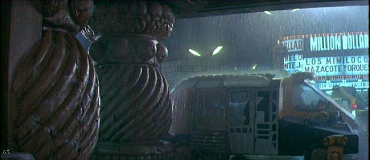 Made for Movie Armadillo Van, Blade Runner 1982