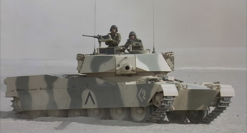 Vickers-Armstrong FV 4201 Chieftain