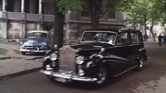 1958 Rolls-Royce Silver Wraith Limousine Park Ward LELW21, From Russia with Love