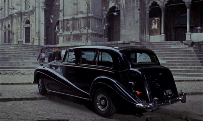 All Cars In Quot From Russia With Love Quot 1963 Best Movie Cars