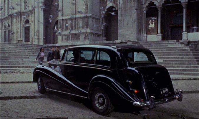 1958 Rolls-Royce Silver Wraith Limousine Park Ward LELW21