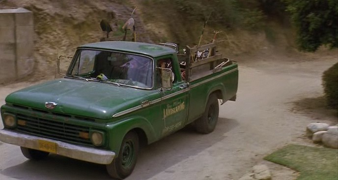 1963 Ford F-Series, The Lawnmower Man 1992