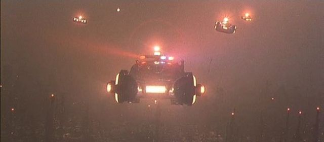 1982 Made for Movie Spinner, Blade Runner 1982