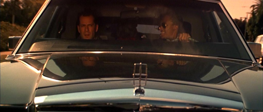1986 Lincoln Town Car Stretched Limousine, Die Hard