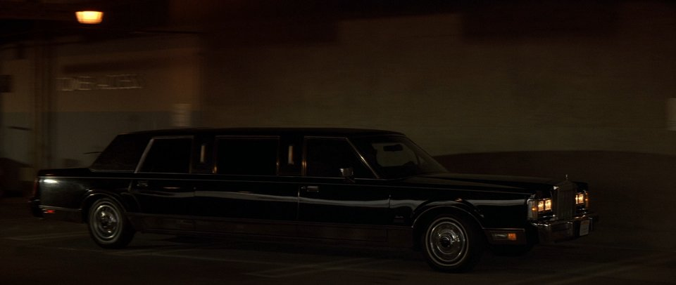1986 Lincoln Town Car Stretched Limousine