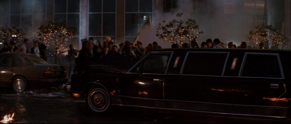 1986 Mercedes-Benz W124, Die Hard