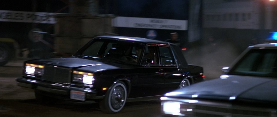 All Cars In Die Hard 1988 Best Movie Cars
