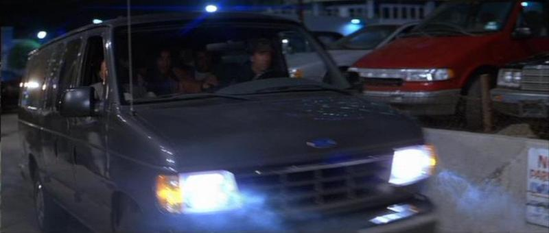 1992 Ford Econoline