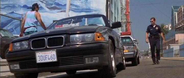 1994 BMW 3 Cabrio E36, Species 1995