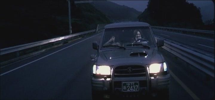 1998 Hyundai Galloper, Oldboy