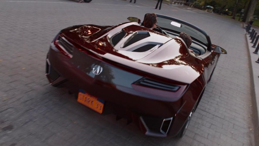 2012 Acura Nsx Roadster Concept Best Movie Cars