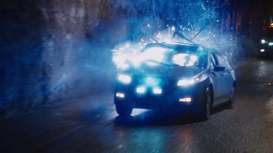 2012 Acura TL, The Avengers 2012
