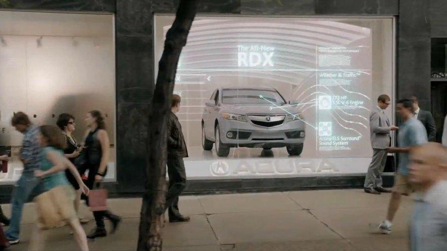 2013 Acura RDX, The Avengers
