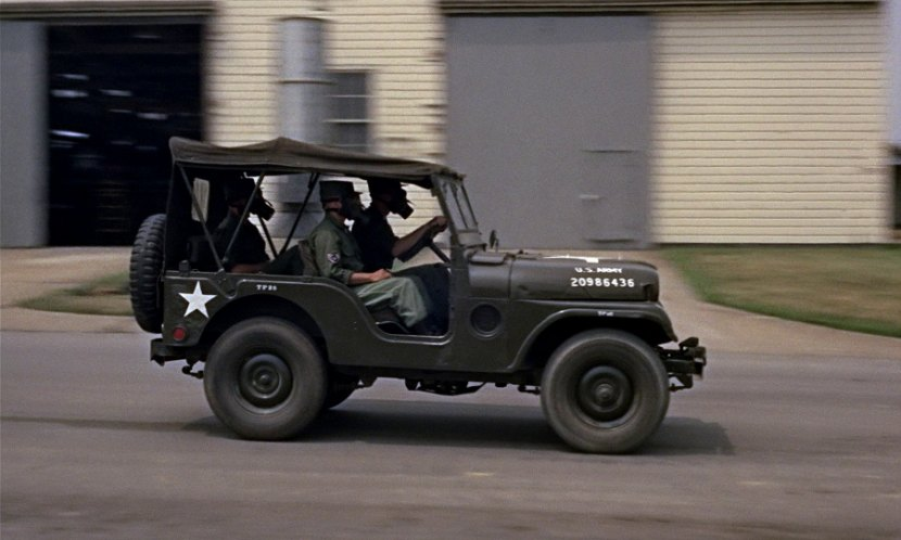 1951 Willys Jeep M38-A1
