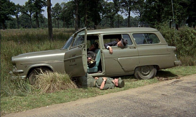 1954 Ford Customline Country Sedan Station Wagon 79B