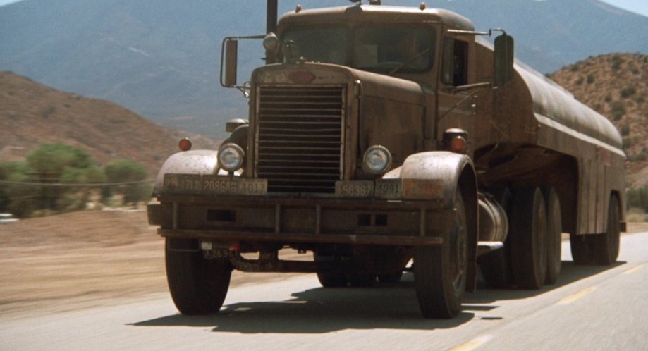 1955 Peterbilt 281, Duel TV Movie 1971