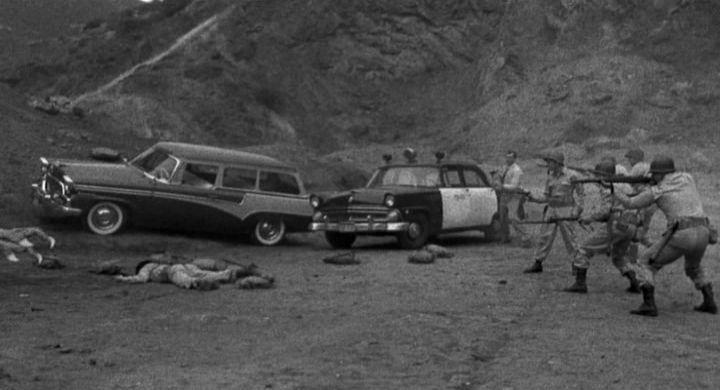 1956 Studebaker President Pinehurst 56H D6