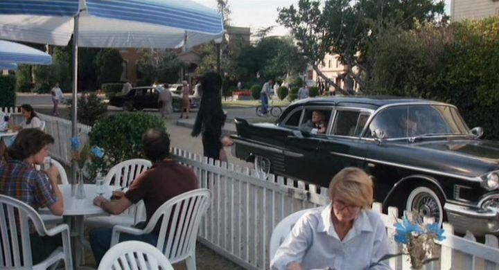 1958 Cadillac Fleetwood 75