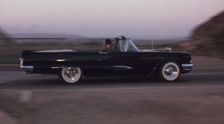 1959 Ford Thunderbird 76A