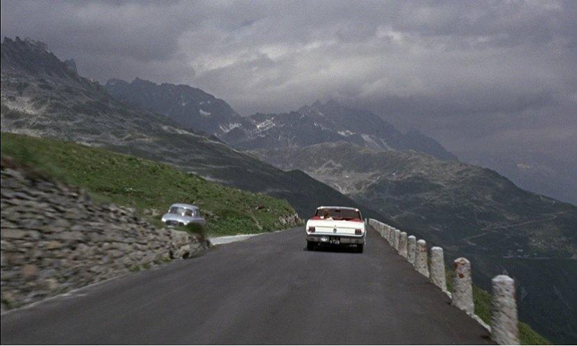 1961 Renault Ondine R1090A