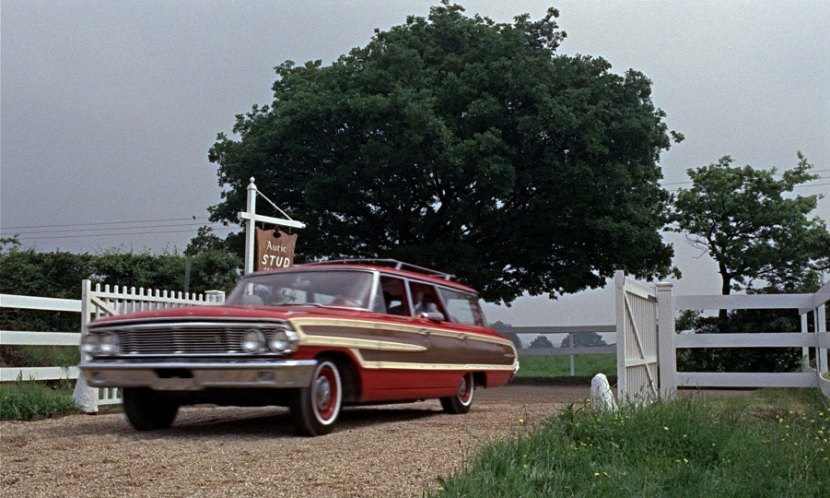 1964 Ford Country Squire, Goldfinger 1964