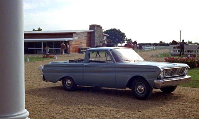 1964 Ford Falcon Ranchero, Goldfinger