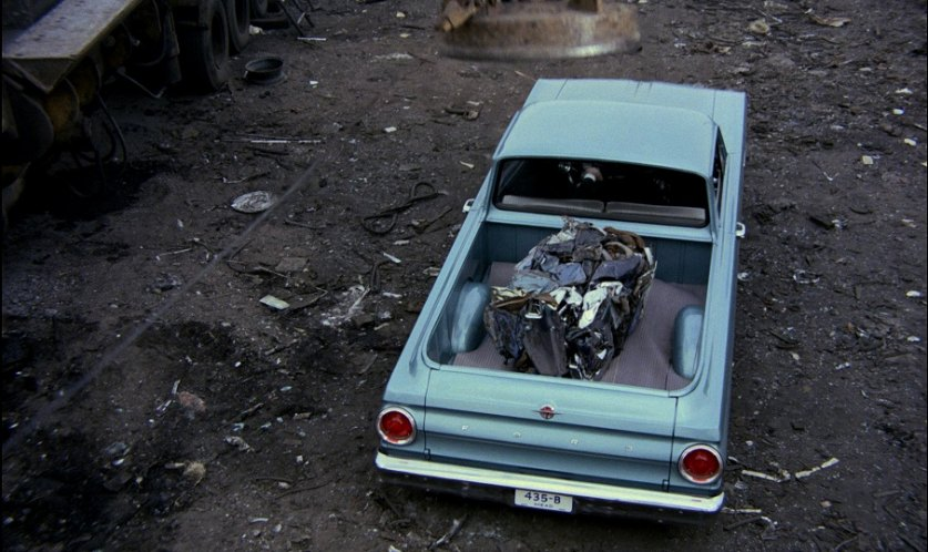 1964 Ford Falcon Ranchero, Goldfinger 1964