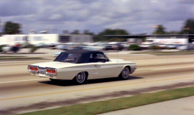 1964 Ford Thunderbird Convertible 76A