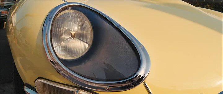 1964 Jaguar XK-E, The Wolf of Wall Street
