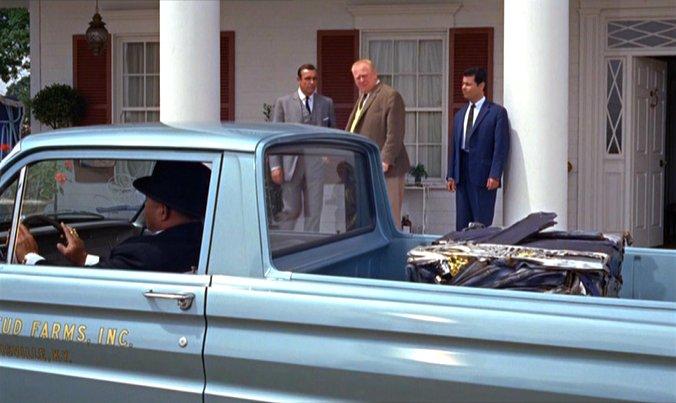1964 Lincoln Continental Four Door Sedan 53A