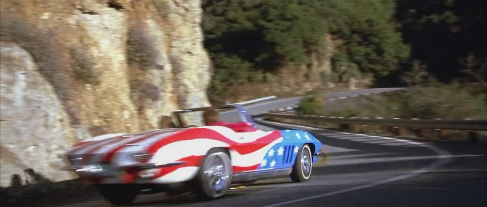 1966 Chevrolet Corvette Sting Ray C2, Austin Powers The Spy Who Shagged Me 1999