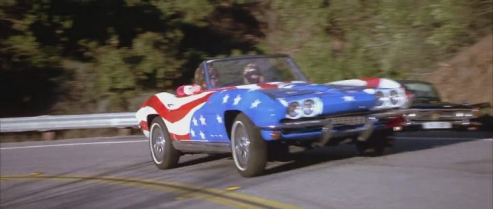 1966 Chevrolet Corvette Sting Ray C2, Austin Powers 2 1999