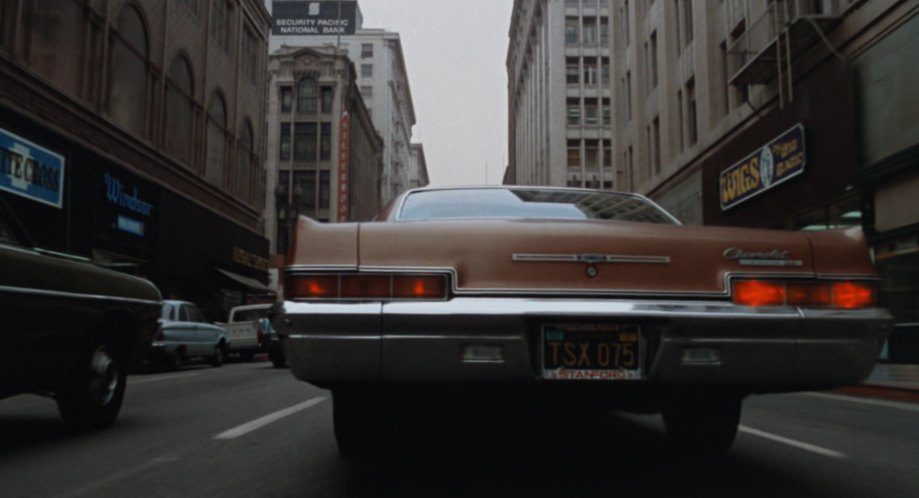 1966 Chevrolet Impala Super Sport Coupe