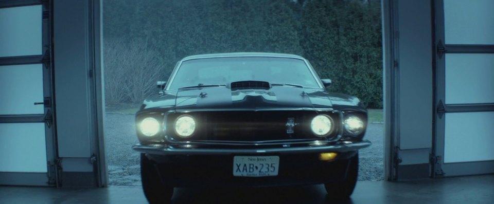 1969 Ford Mustang, John Wick