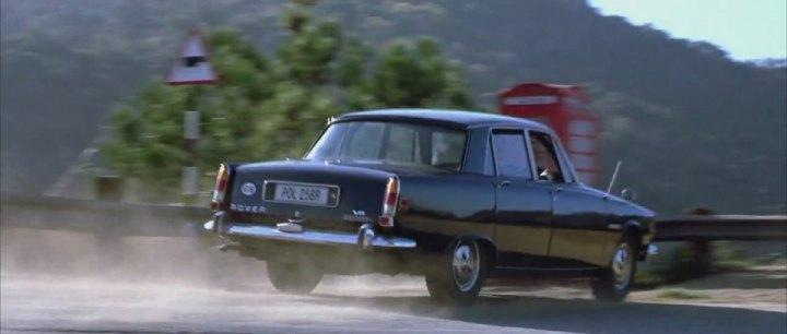 1970 Rover 3500 S Federal P6B