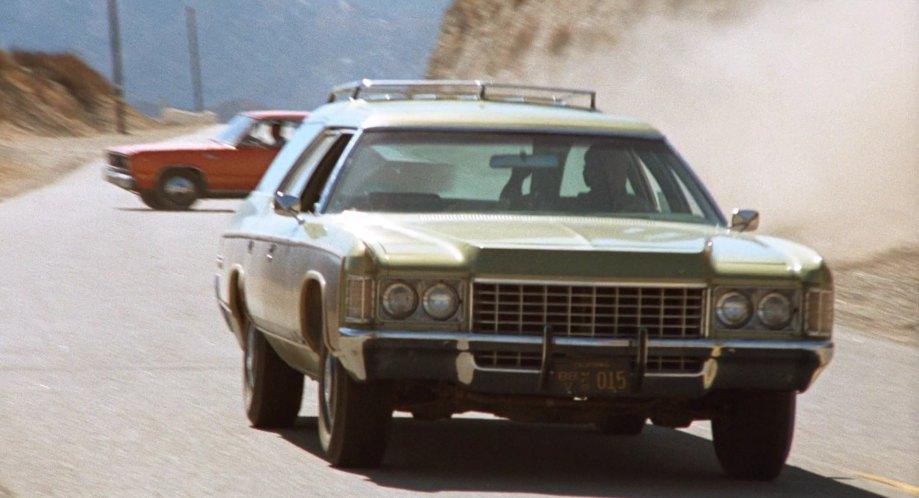 1971 Chevrolet Kingswood Estate