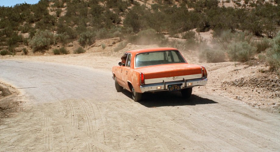 1971 Plymouth Valiant, Duel TV Movie