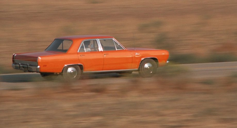 1971 Plymouth Valiant, Duel