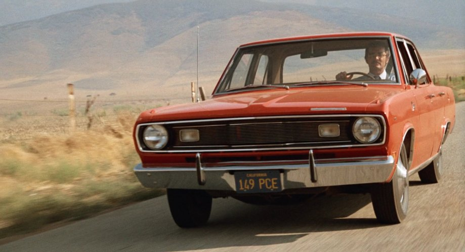 1971 Plymouth Valiant, Duel TV Movie 1971