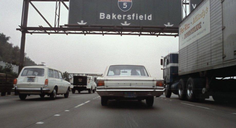 1971 Volkswagen Squareback Sedan Typ 36