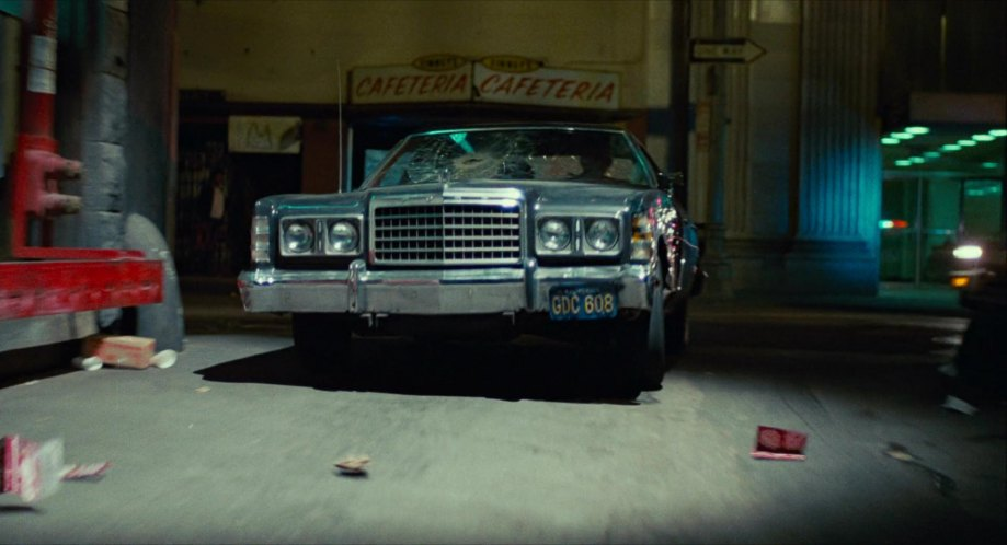 1975 Ford LTD, The Terminator 1984