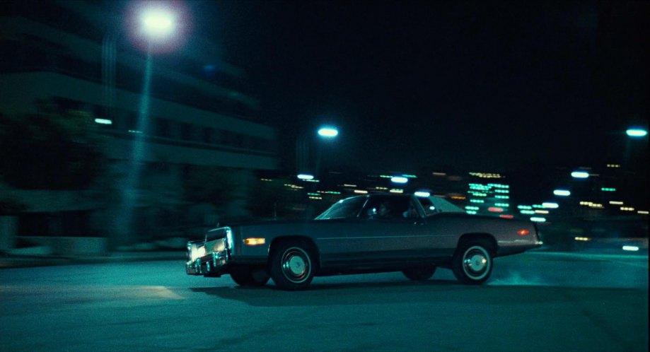 1977 Cadillac Eldorado, The Terminator 1984