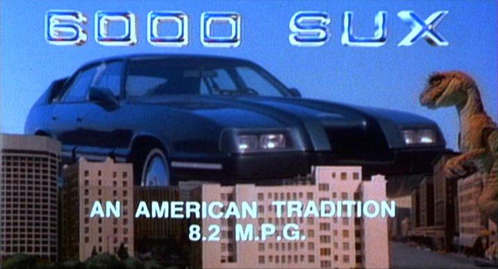 1977 Oldsmobile Cutlass Supreme, RoboCop 1987