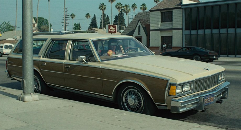 1979 Chevrolet Caprice Estate Wagon