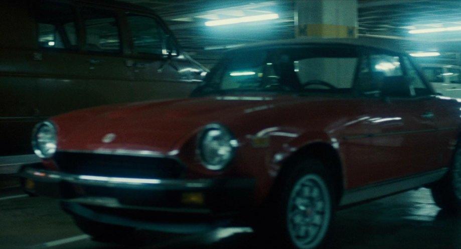 1979 Fiat Spider 2000 124CS
