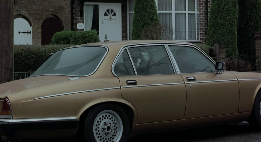 1981 Daimler Sovereign Series III, Snatch