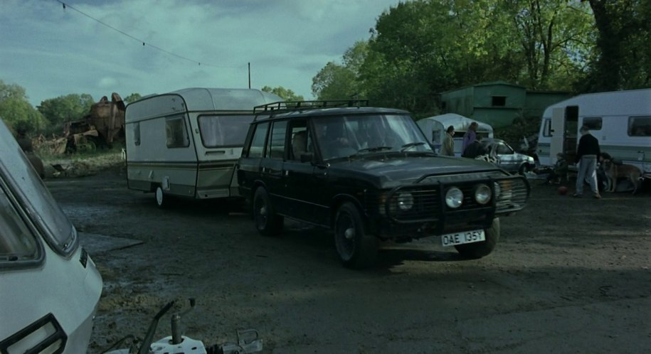 1982 Land-Rover Range Rover Series I, Snatch 2000