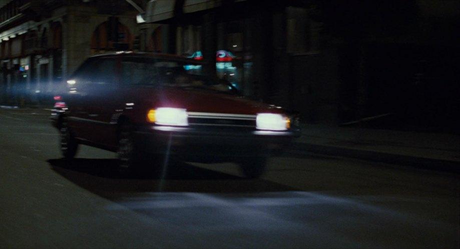 1983 Toyota Tercel AL21